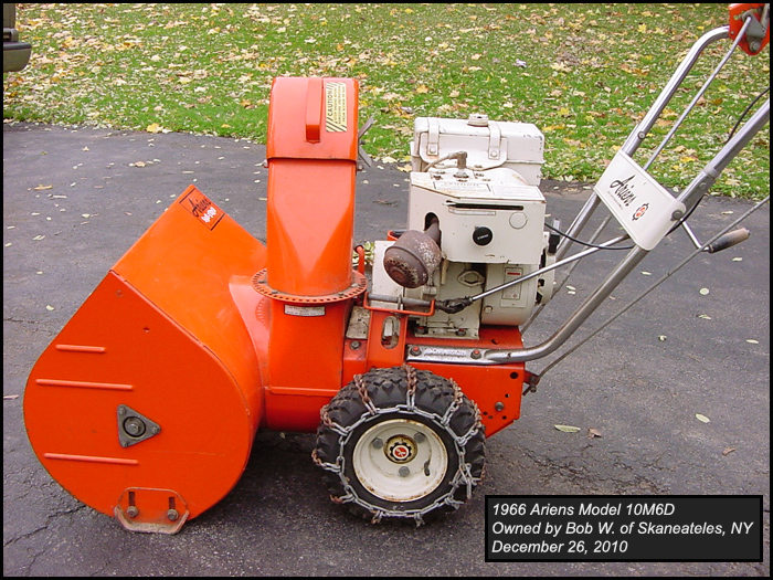 Ariens snowblower disassembly st504 part 1 youtube.