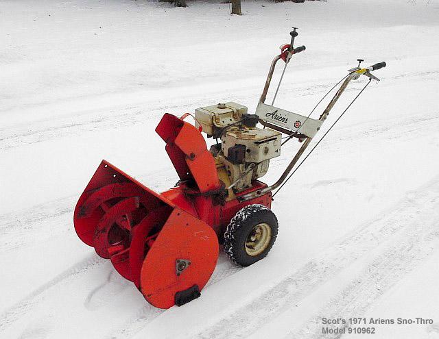 Old ariens snowblower parts repair ottawa – dressapp.